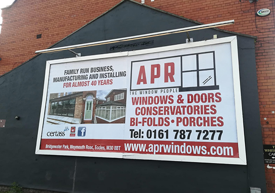 APR Windows Manchester