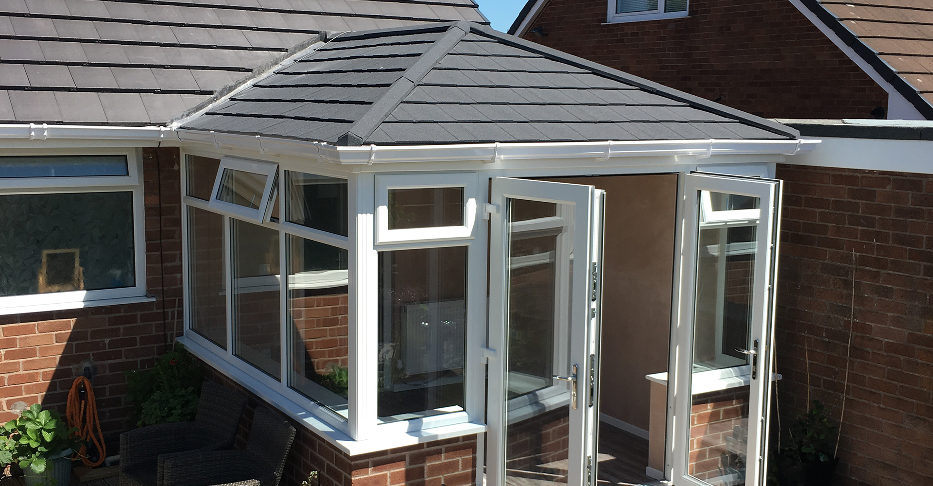 Conservatories Warm Roofs