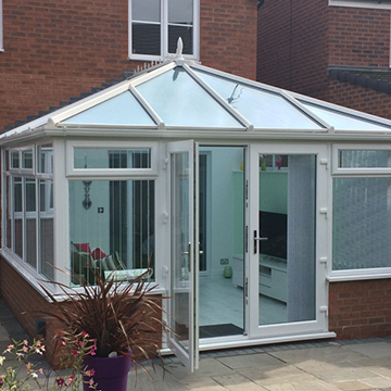 Conservatories & Roofs